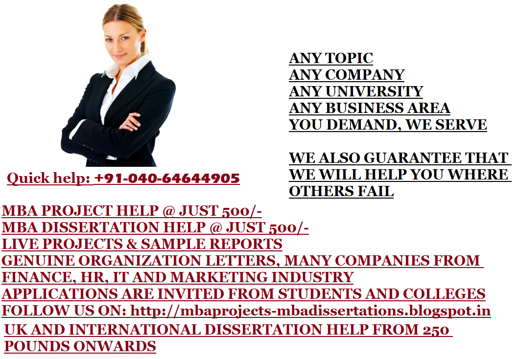 mba international business dissertations