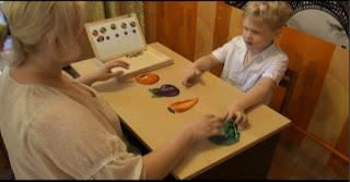 Умение ребенка сопоставлять одинаковые стимулы, предметы и картинки