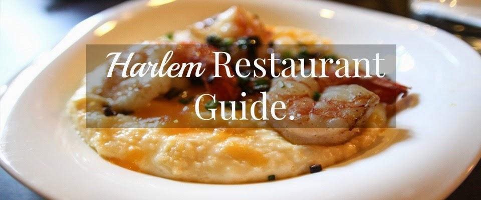 Harlem Restaurant Guide: Natasha's Favorite Harlem Eats