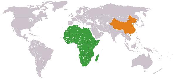 Hubungan China Afrika