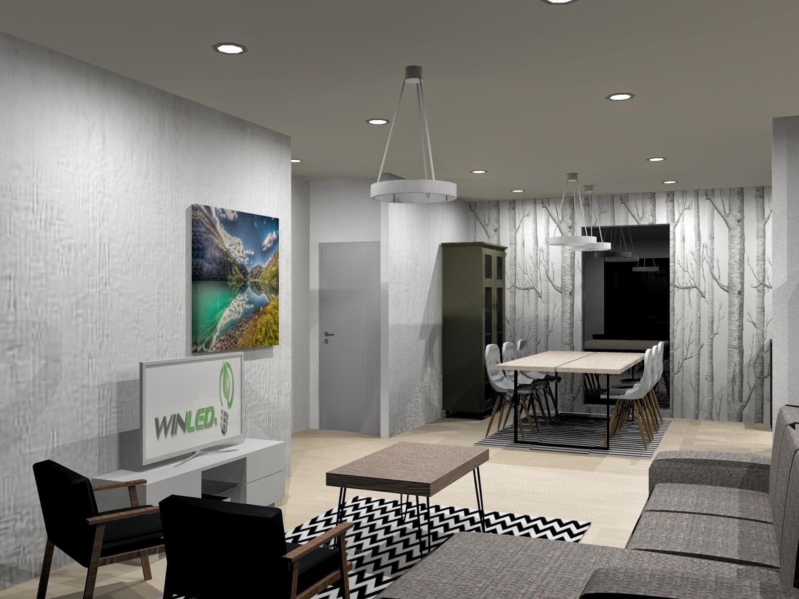 Olohuoneen valaistus kokemuksia – Talo kaunis rakennuksen