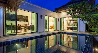 Hotel Murah di Layan Phuket - BYG Private Pool Villa @ Layan Beach