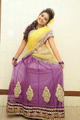 Priyanka half saree photos-thumbnail-3