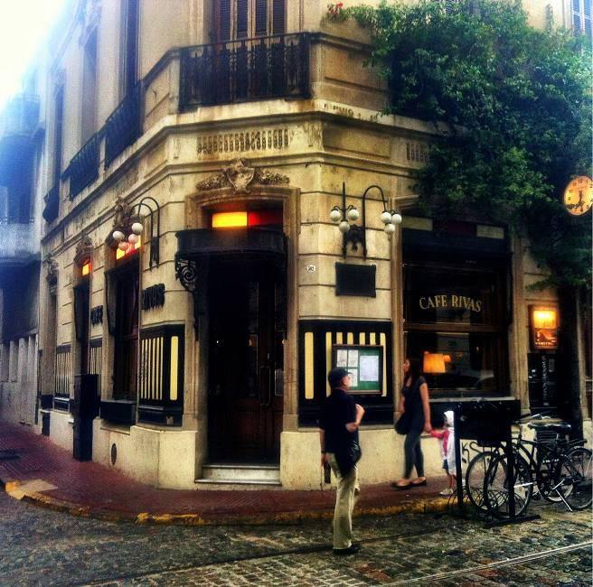 Cafe Rivas Buenos Aires Menu