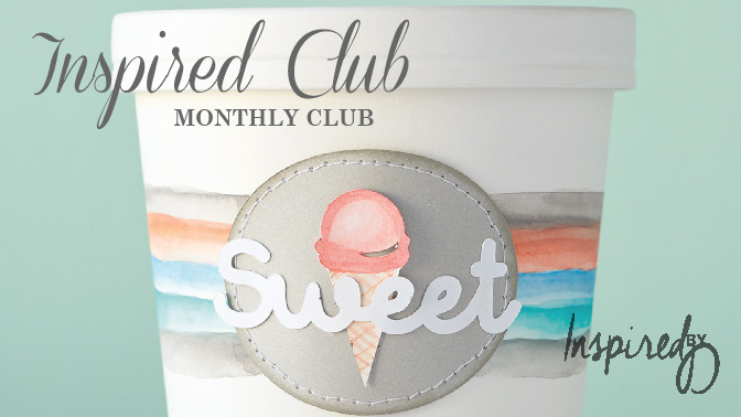 Monthly Inspired Club