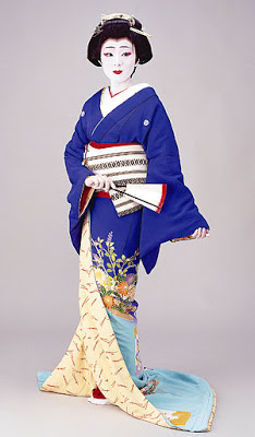 японская гейша, japanese geisha