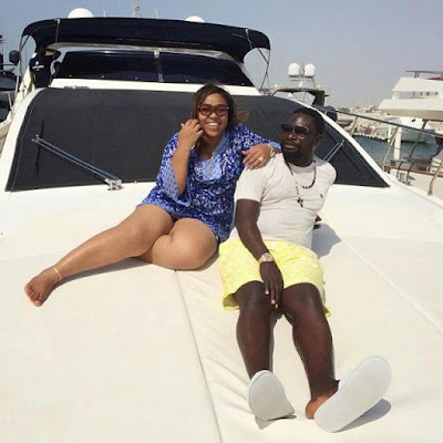 Check Out Warri Billionaire Couple Ayiri And Asba Emami's Affluent Lifestyle As Couple Marks 5th Wedding Anniversary (Photos)