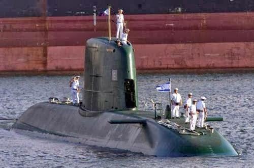 Kapal selam kelas Dolphin Israel