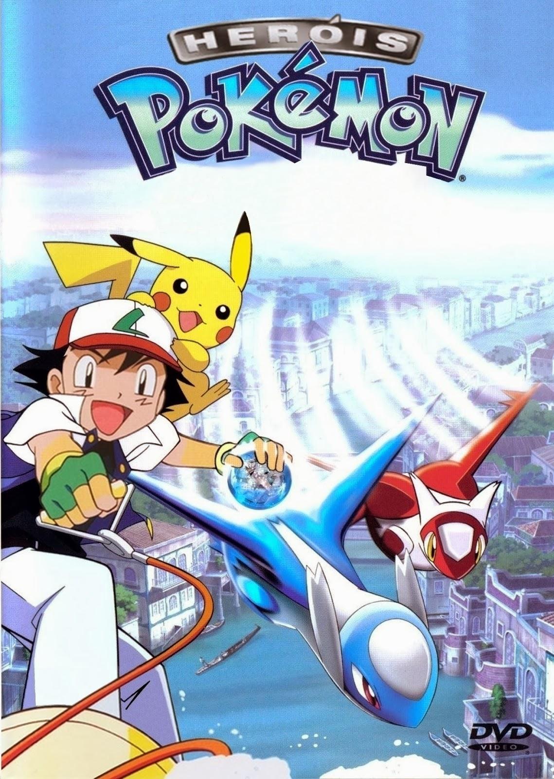 Pokémon 5: Heróis – Dublado (2003)