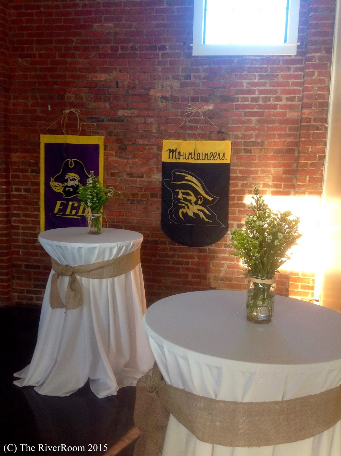 They Had An ECU And Appalachian State Theme For Their Event Aubrey Played Baseball At Go Neers From Melissa Our Manager