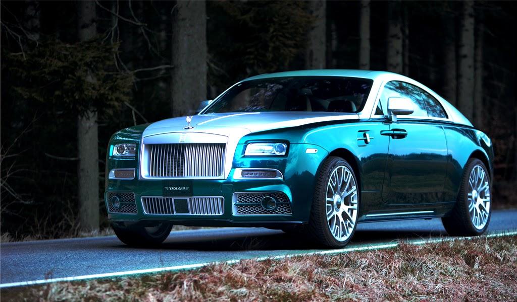 2014 rolls royce wraith concept sport car design