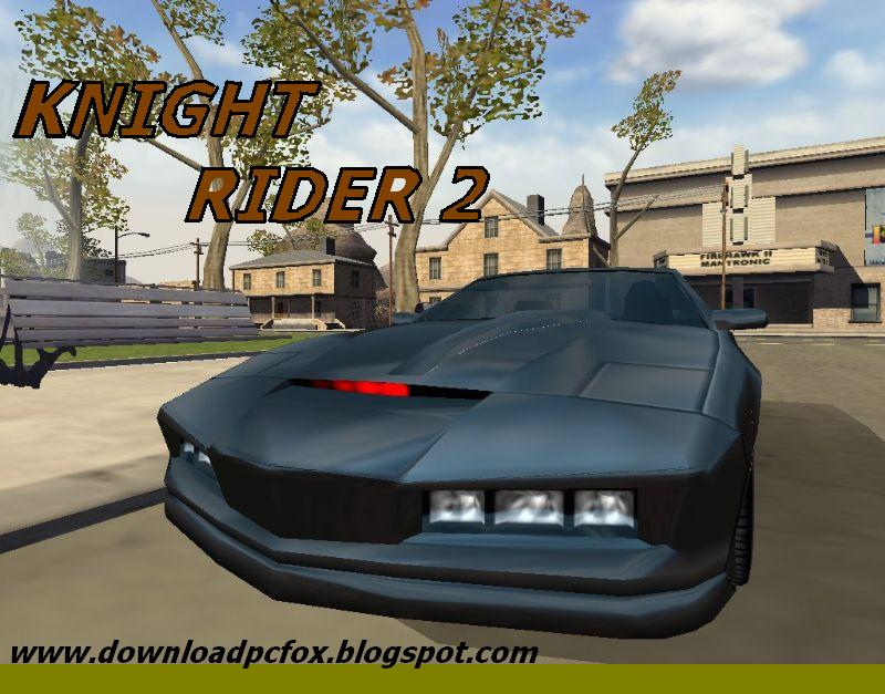Knight Rider 2 PC Game - Free Download Full Version