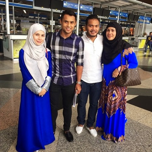 Isteri Safee Sali Indonesia Safee Sali Dan Isteri