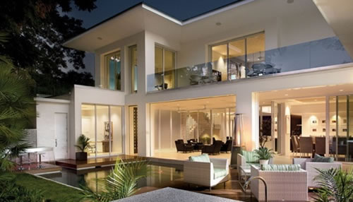 Top New American Home 2012