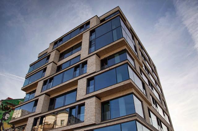 Baustelle Wohnhaus, Bernauer Straße / Schwedter Straße, 10437 Berlin, 31.10.2013