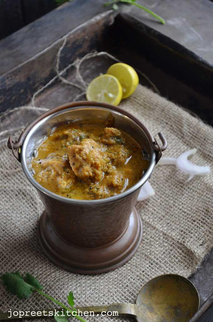 Hyderabadi chicken curry jopreetskitchen hyderabadi chicken curry forumfinder Image collections