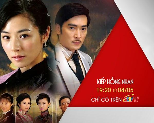 Kiếp Hồng Nhan Kênh SCTV11 Trọn bộ