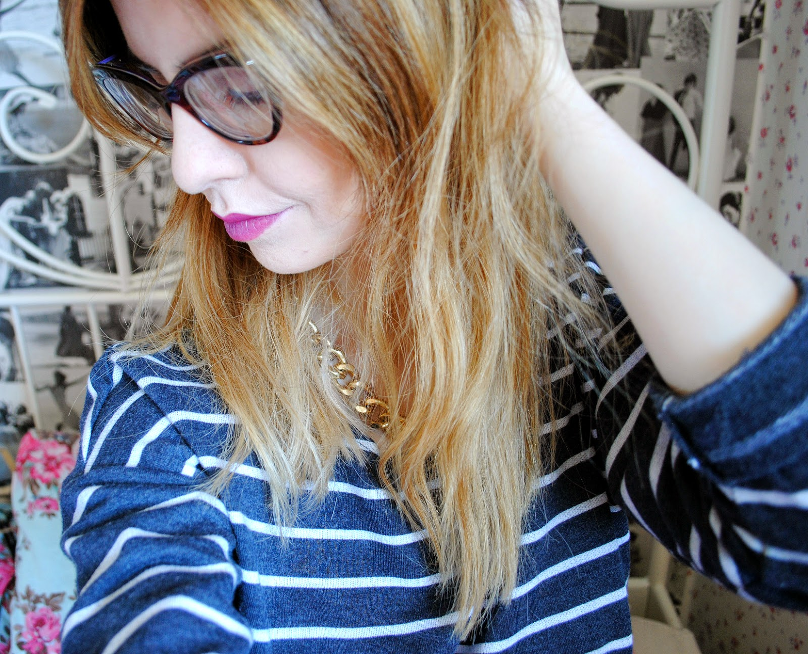 going ash blonde from brown hair with blended roots