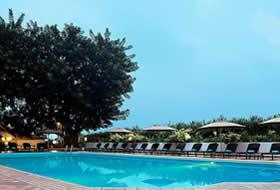 Sheraton Hotel Lagos swimming pool