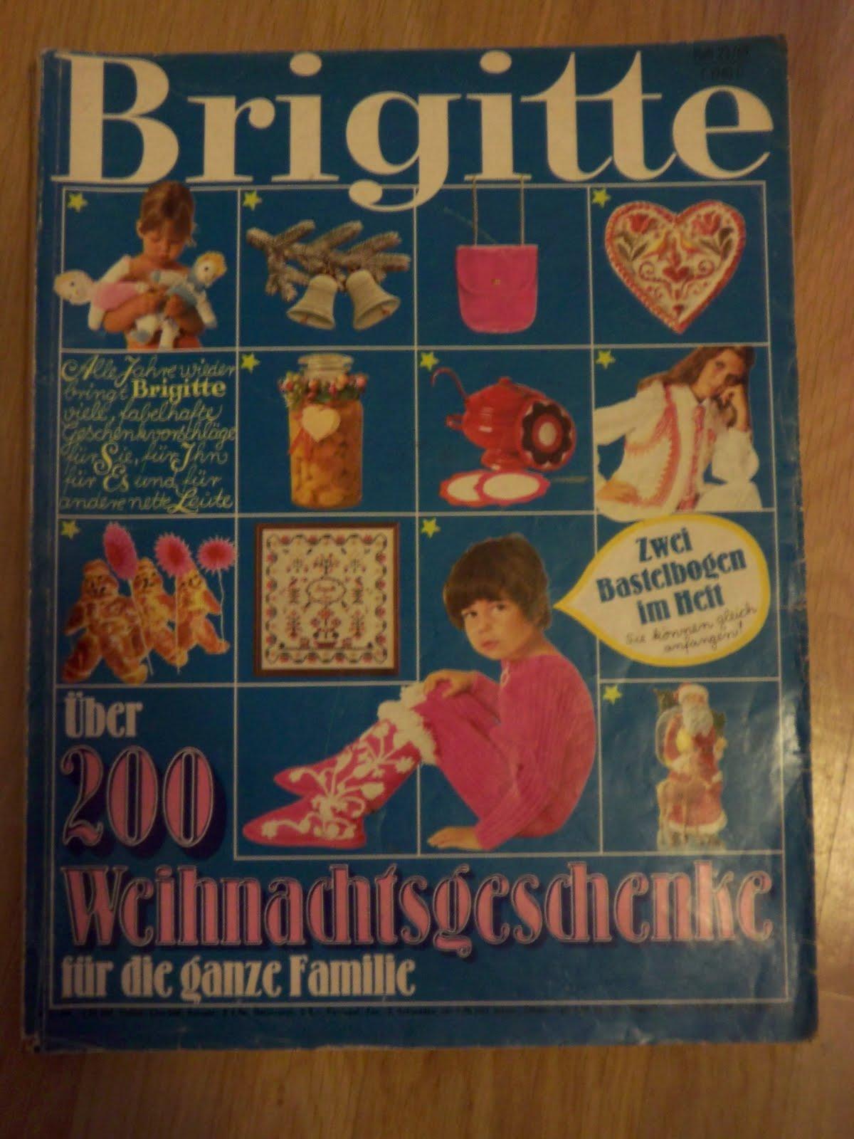 Rose und Lavendel Vintage: Weihnachtsgeschenke anno 1969