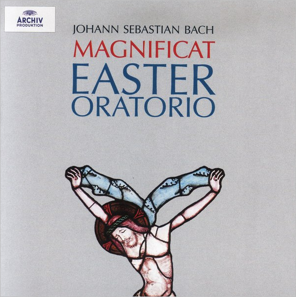 Bach - Magnificat · Easter Oratorio · (Paul McCreesh · Gabrieli Consort · Gabrieli Players)