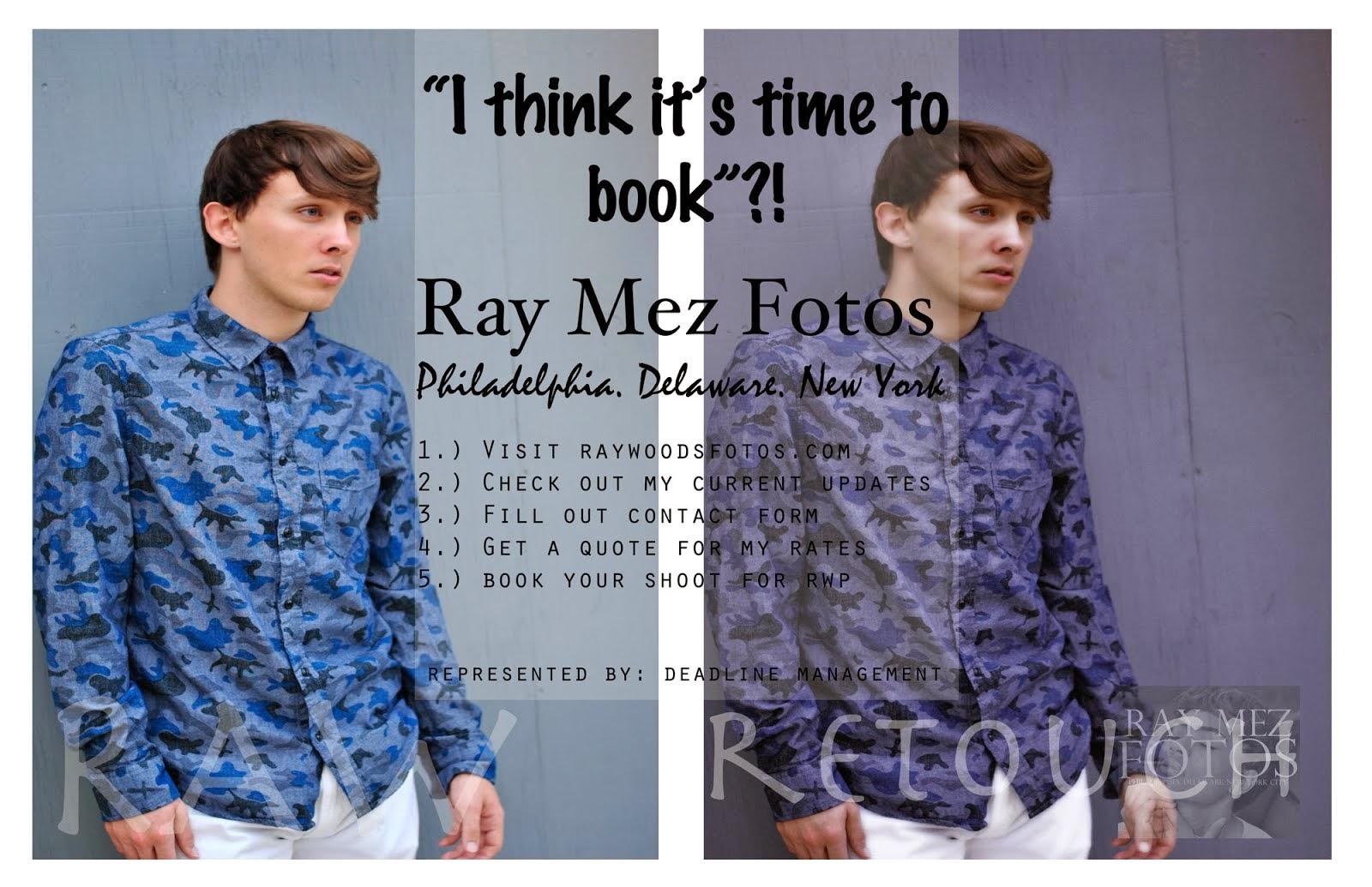 Booking & Portfolio