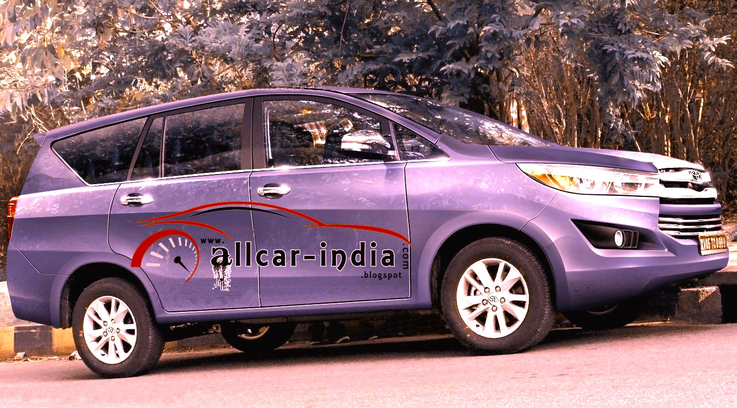 The 2015 16 toyota innova spy images reveal that the next gen model will receive