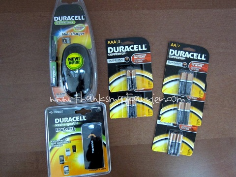 Duracell review