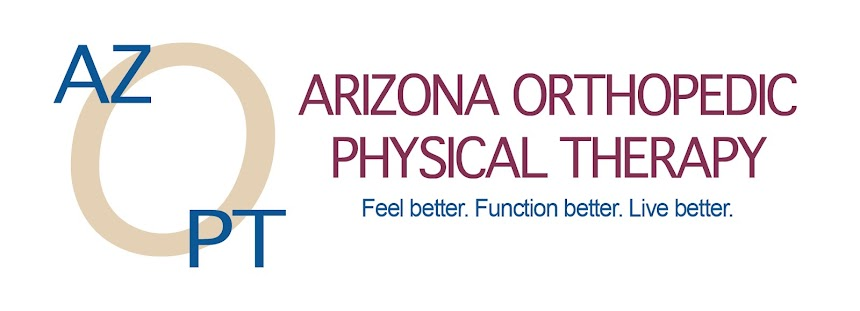 ARIZONA ORTHOPEDIC PHYSICAL THERAPY