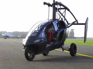 PAL-V ONE: Flying Car in the Future
