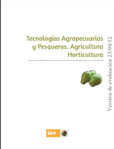 TEC. AGRICULTURA HORTICULTURA