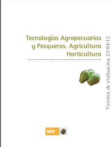 TEC. AGRICULTURA HORTICULTURA
