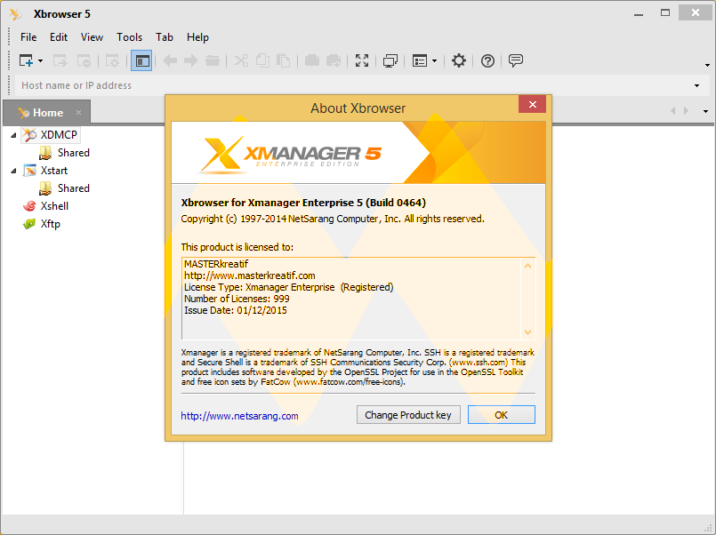 Xmanager Enterprise 5