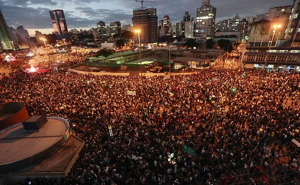 Brasil en las calles