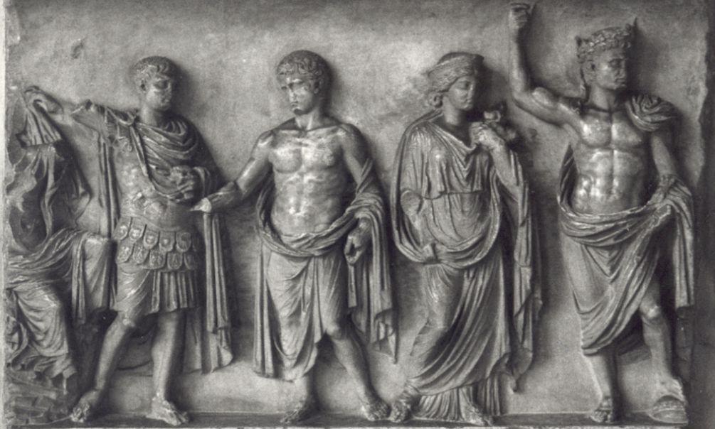 Matrimonio Romano Y Venezolano : Relaciones entre padres e hijos en derecho romano ii