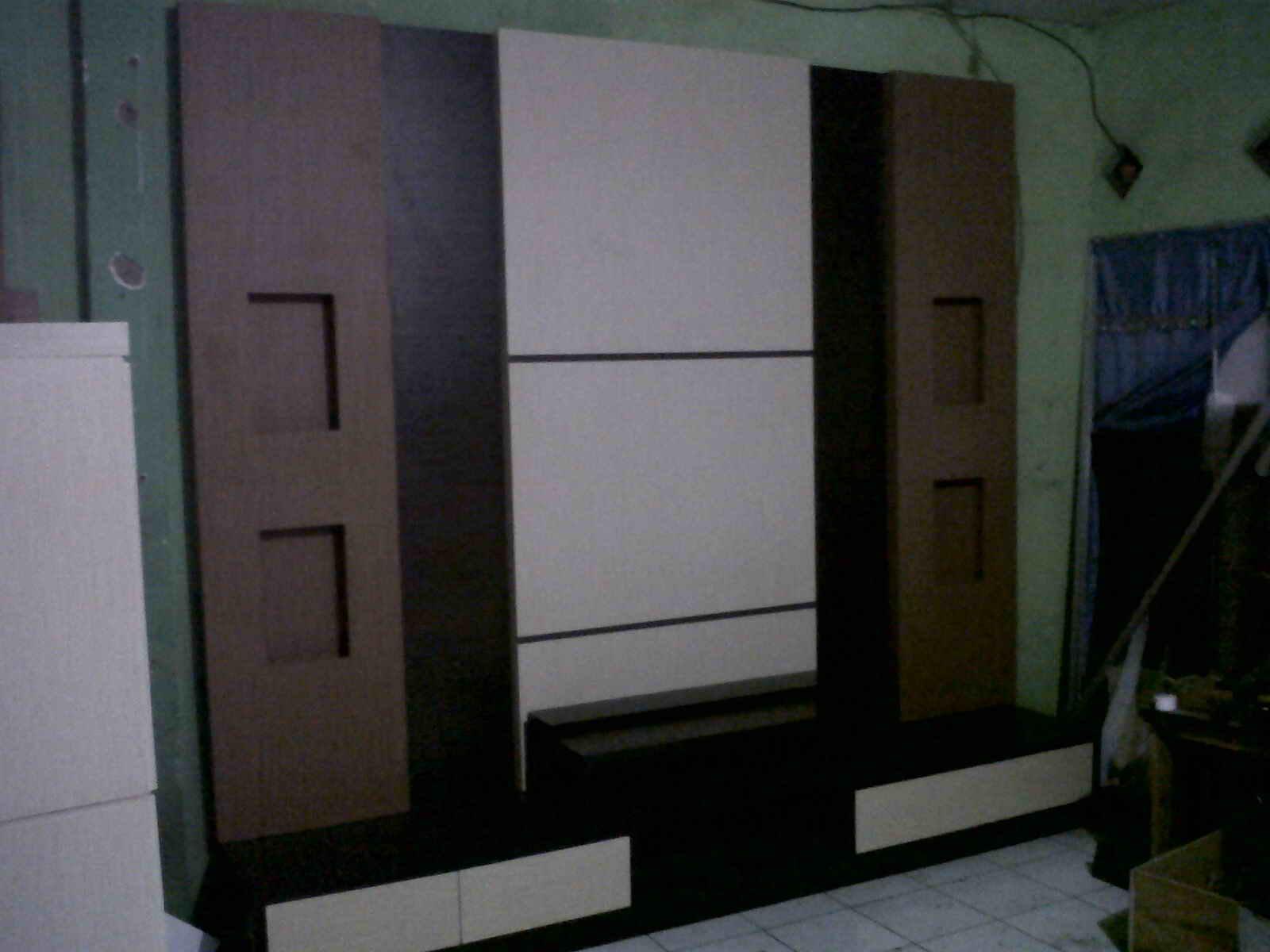 Gambar desain rumah minimalis idaman for Kitchen set bekas