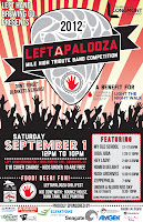 Leftapalooza - click to enlarge