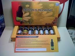 Propolis Diamond Asli