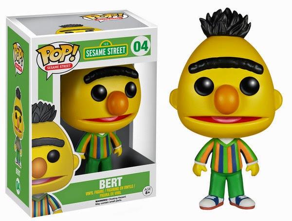 Funko Pop! Bert