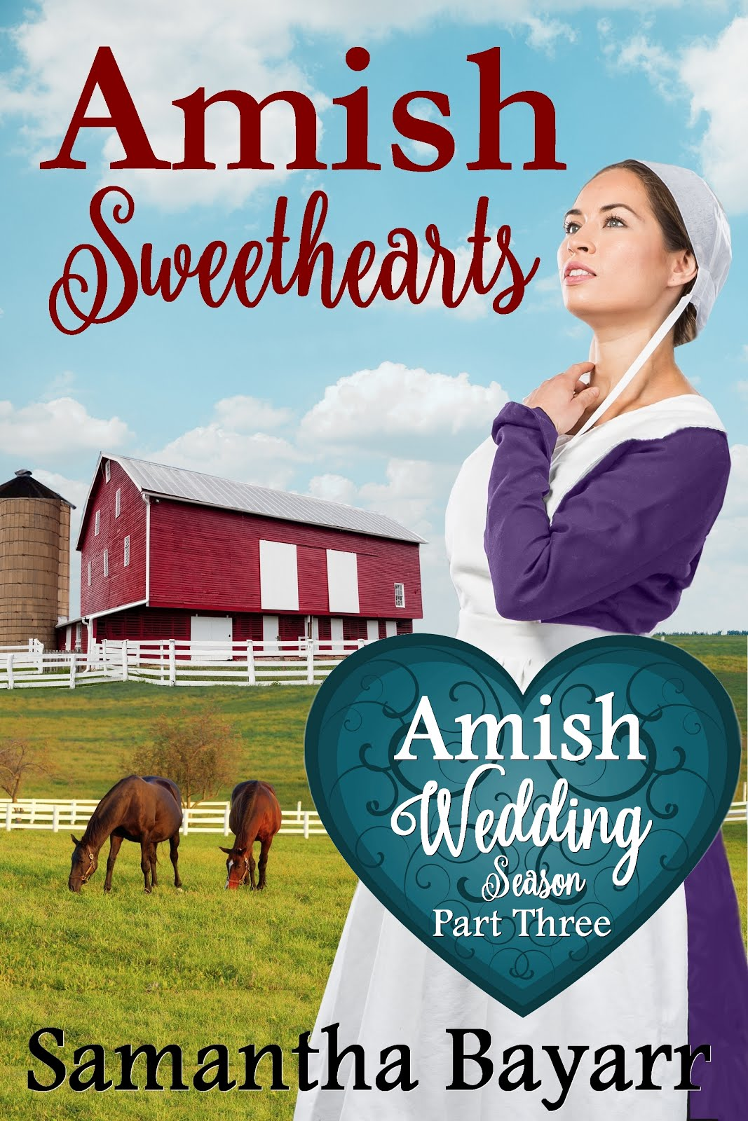 Amish Wedding Season
