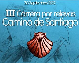 Utilización del Camino de Santiago por parte de una carrera