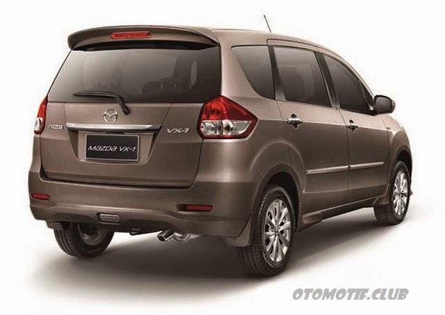 Photo Mazda VX-1 rear