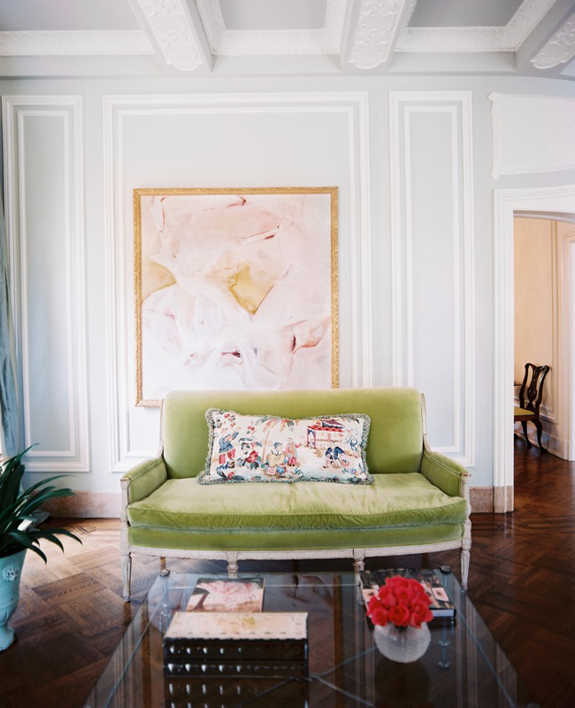 how to add bold art to a room interiors b a s blog