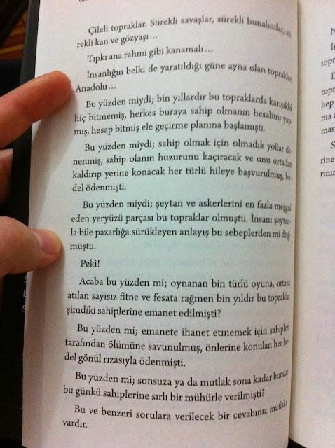 Anadolu, Kitap OkuYorum, Sır Küpü, Turgay Güler,