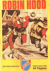 Nuevos enlaces: Robin Hood. Colección completa, 8 tebeos