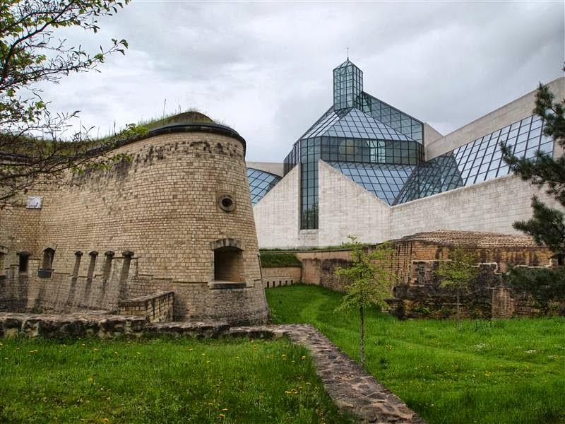 Museo de Arte Moderno de Luxemburgo
