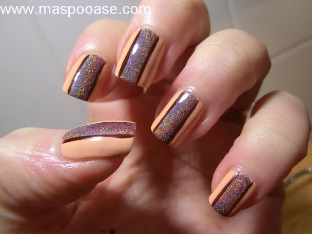 Three-Color-Nail-Art