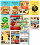 En panne d'idées de recettes, n'hésitez pas à vous procurer mes livres (en cliquant sur l'image)