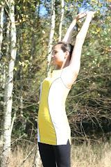 Sportowa sukienka wyróżniona w konkursie Łucznika