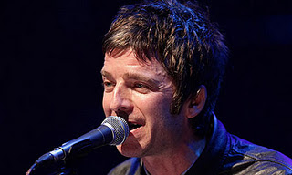 Noel Gallagher - (Stranded On) The Wrong Beach